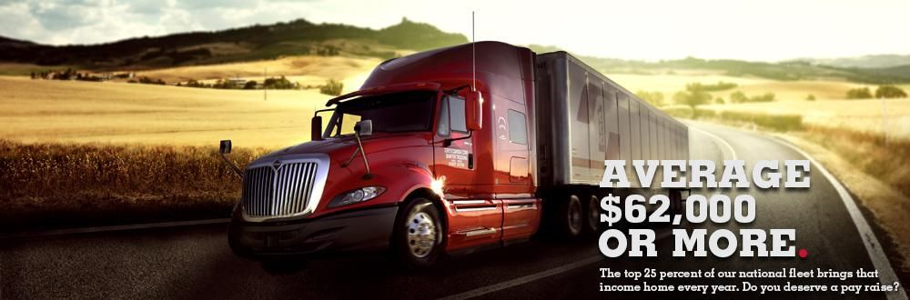 Crete Carrier Is A Nationwide Trucking Company Specializing