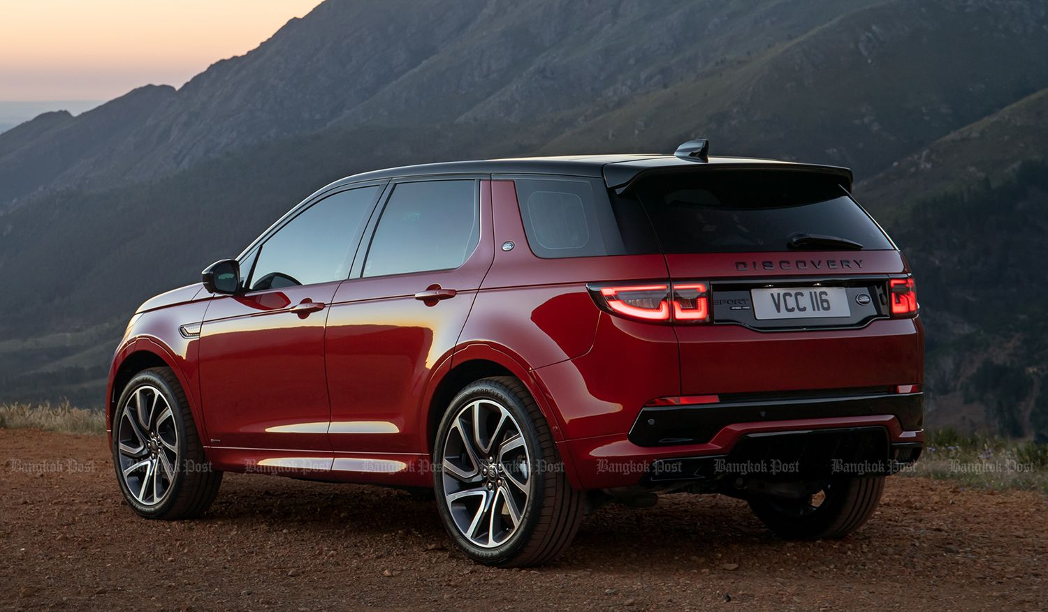 2020 Land Rover Discovery Sport Thai prices and specs in