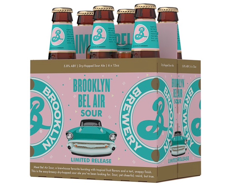 Brooklyn Bel Air Sour debuts in bottles this month Craft