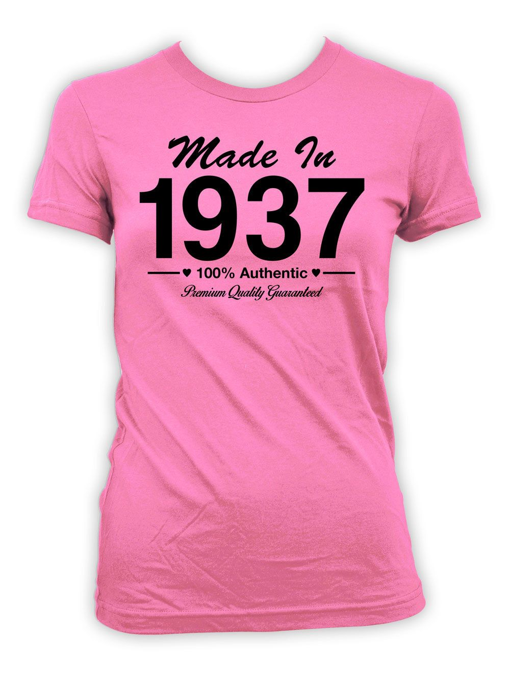 80th Birthday Shirt Bday Gift Ideas For Her Custom T