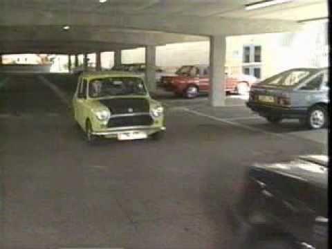Mr Bean In A Car Park Youtube Mr Social Skills Videos Mr Bean