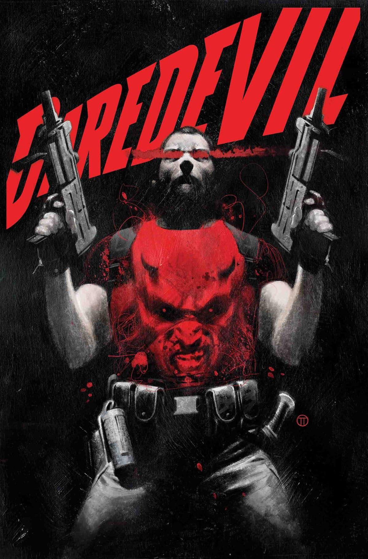CLANDESTINE CRITIC Daredevil comic, Daredevil, Marvel