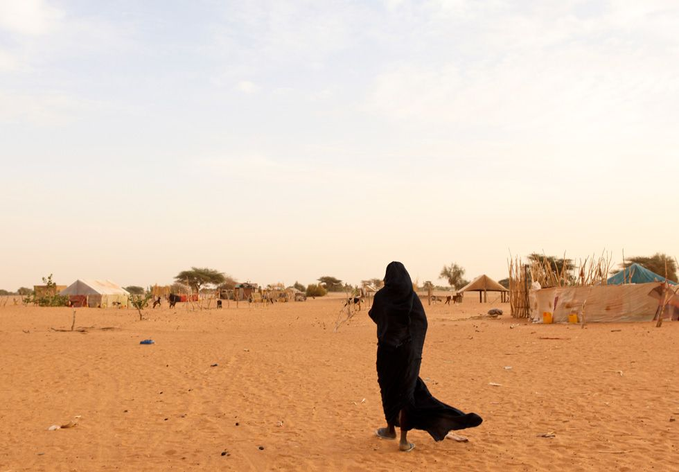 "In 1981, Mauritania became the last country in the world to abolish slavery. Activists are arrested for fighting the practice. The government denies it exists.    Moulkheir Mint Yarba (below) escaped slavery in 2010. She has asked the Mauritanian courts to prosecute her slave masters. ""I demand justice,"" she says, ""justice for my daughter that they killed and justice for all the time they spent beating and abusing me.""    Read her incredible story as part of CNN's Freedom Project."