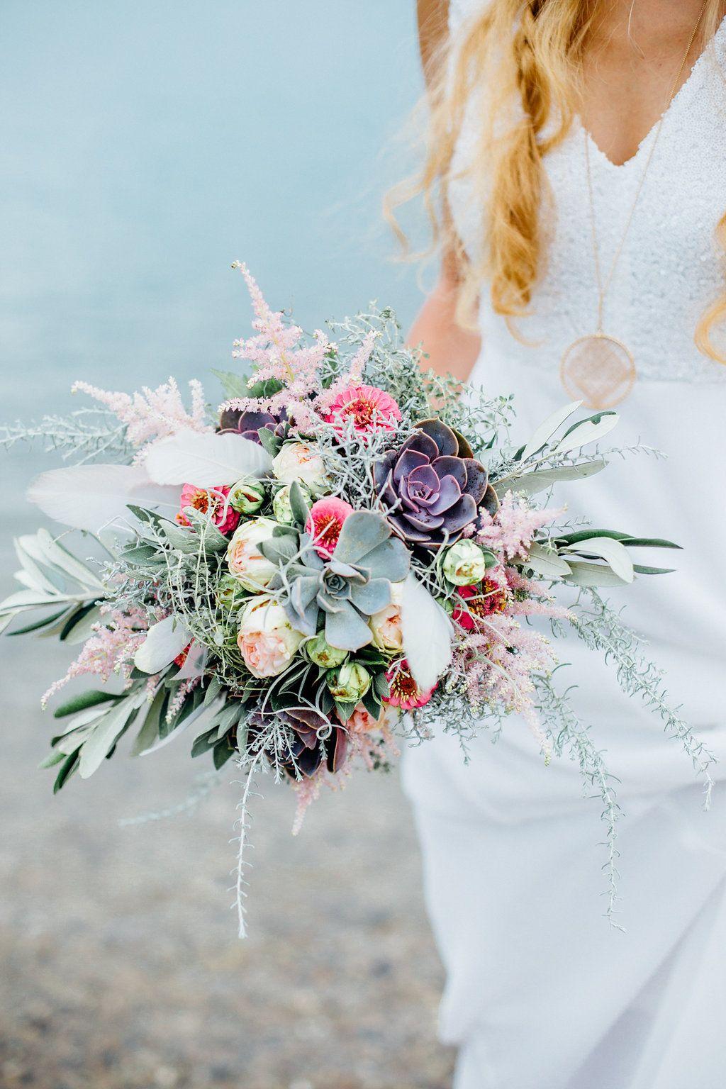 Diy Bouquet Wedding How To Make