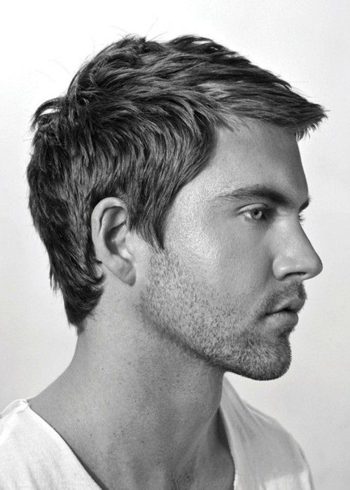 11 Stylish Men S Hairstyles For Thin Hair Haircuts For Men Mens Haircuts Short Mens Hairstyles Short