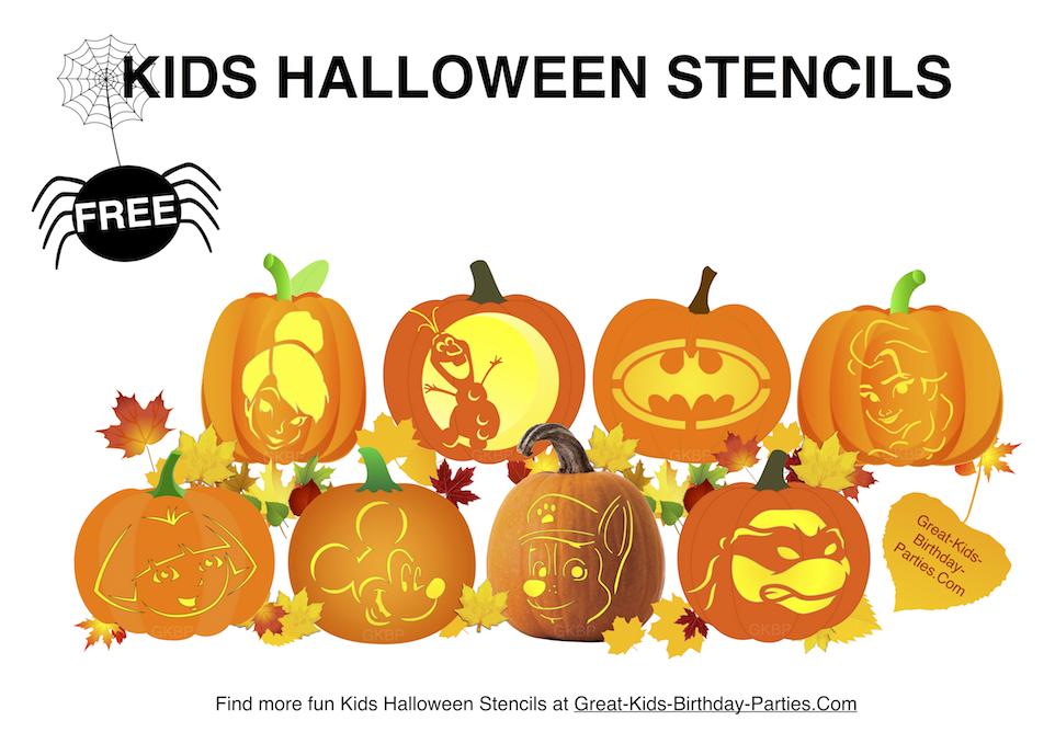 Pumpkin Stencils   Halloween pumpkin stencils, Pumpkin carvings and ...