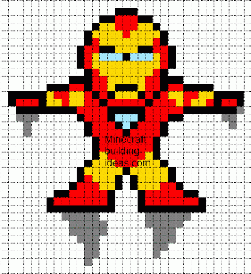 Minecraft Pixel Art Generator