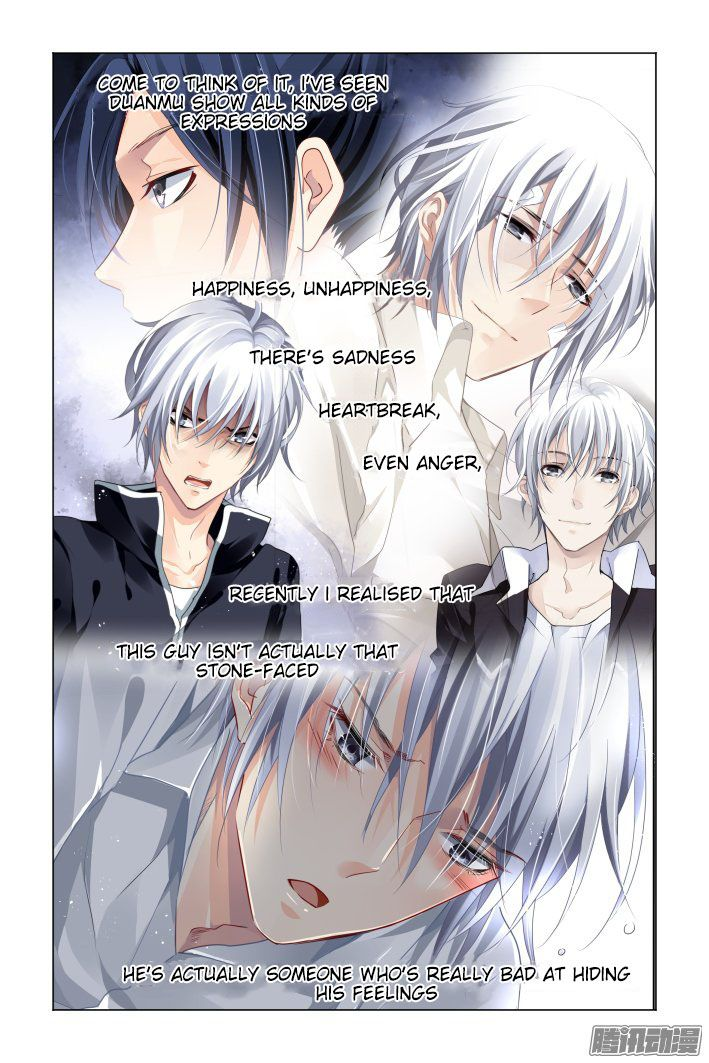 Ling Qi Tumblr Soul Contract Anime Manga Story