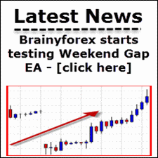 Different strategies in forex