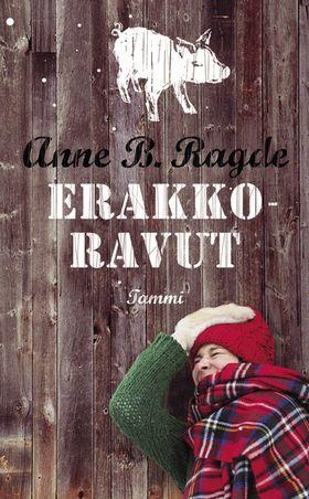 SUOSITTELEN; Erakkoravut, Anne B. Ragde. Neshovin sikatilalla Trondheimin lähellä eletään rauhatonta aikaa: äiti on kuollut, isä huonossa kunnossa ja veljekset Tor, Margido ja Erlend ymmällään siitä, miten kotitilan kanssa pitäisi toimia.