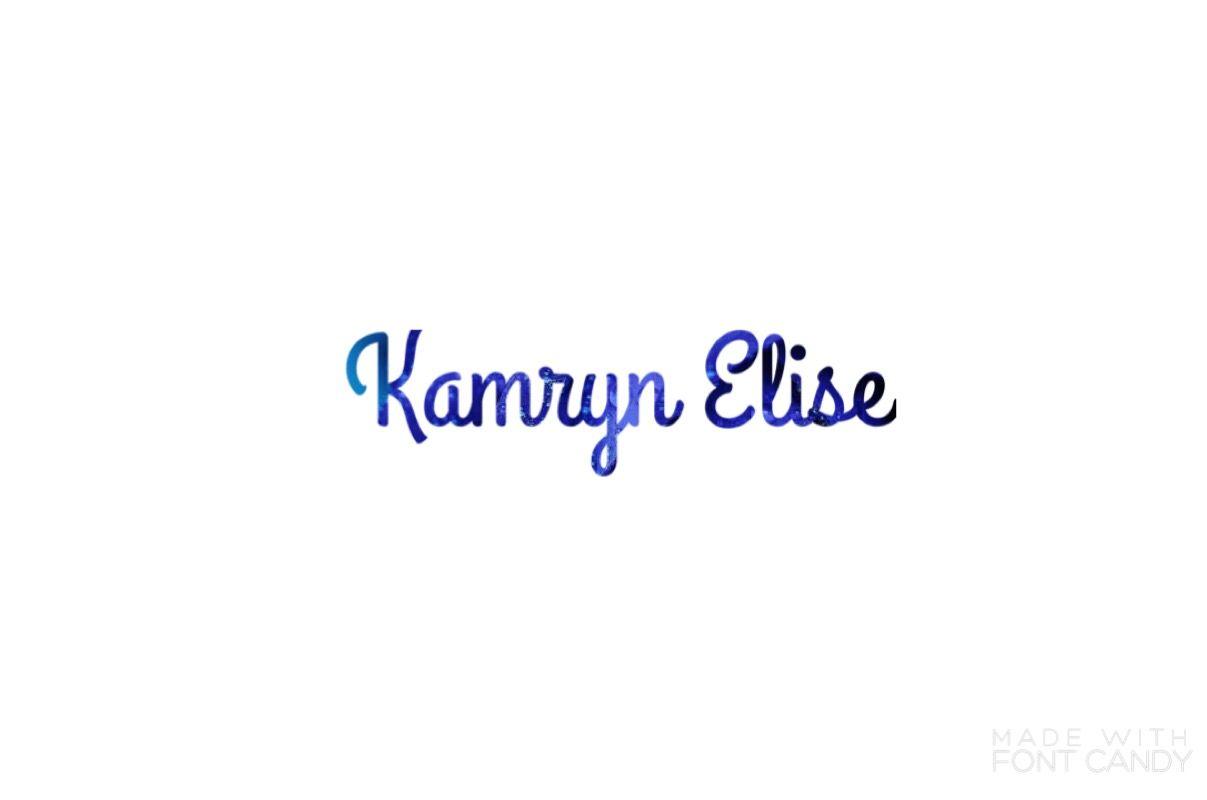 Baby girl name Kamryn Elise #babygirl #babygirlname   Baby ...