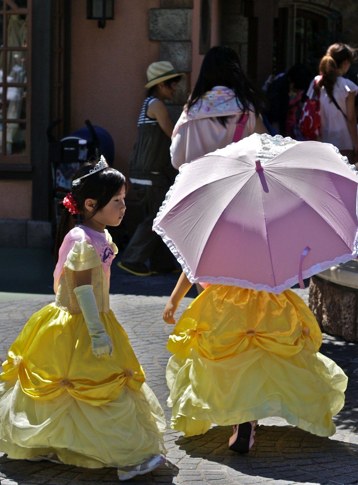 How many Beauties can Tokyo Disney handle?