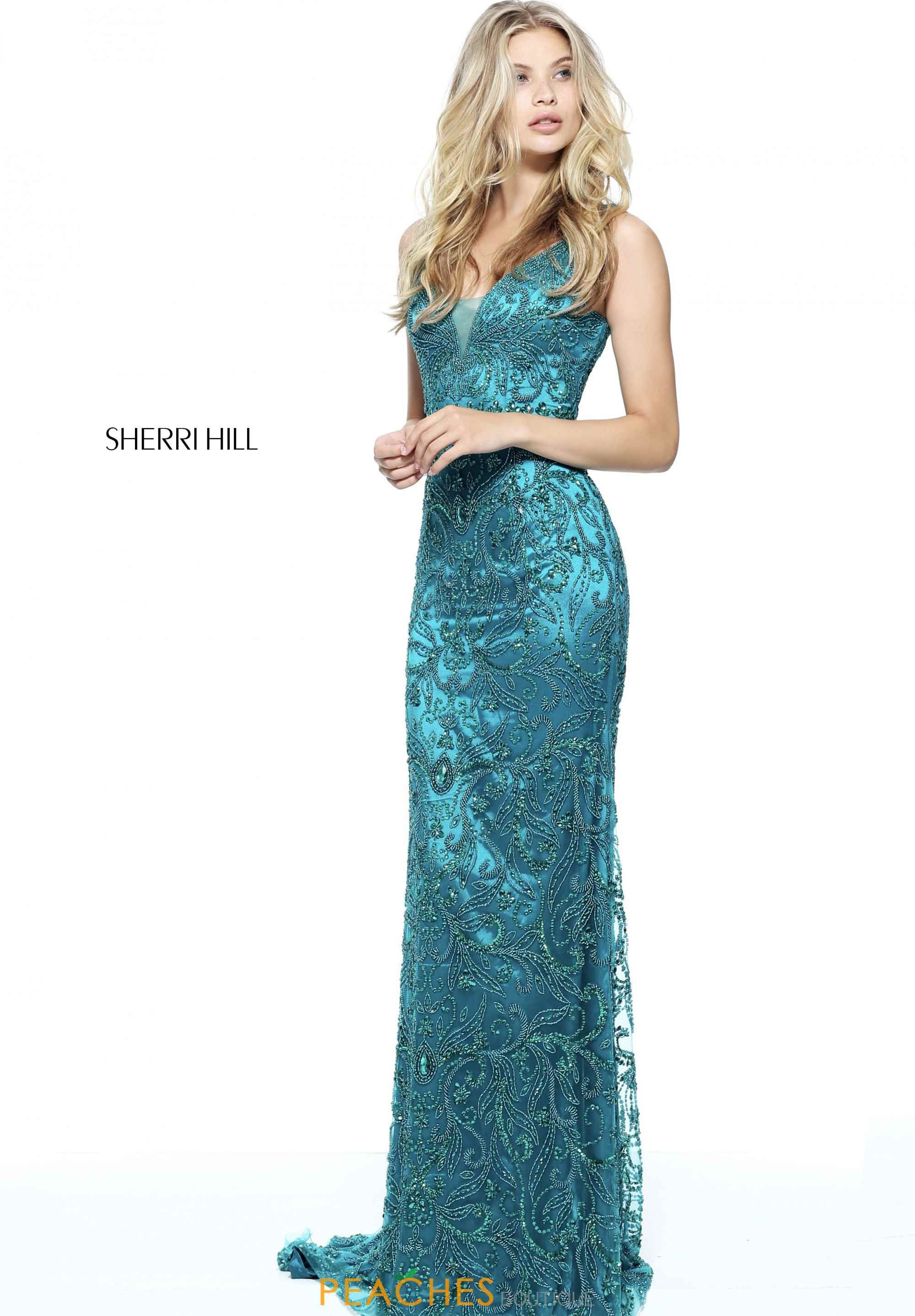 Pin by Renee Campbell on prom | Pinterest | Sherri hill prom dresses ...