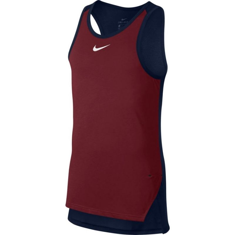 Asociar Cabaña empieza la acción  camiseta de baloncesto Nike Breathe Elite rojo 1 | Athletic tank tops,  Basketball teams, Tank tops