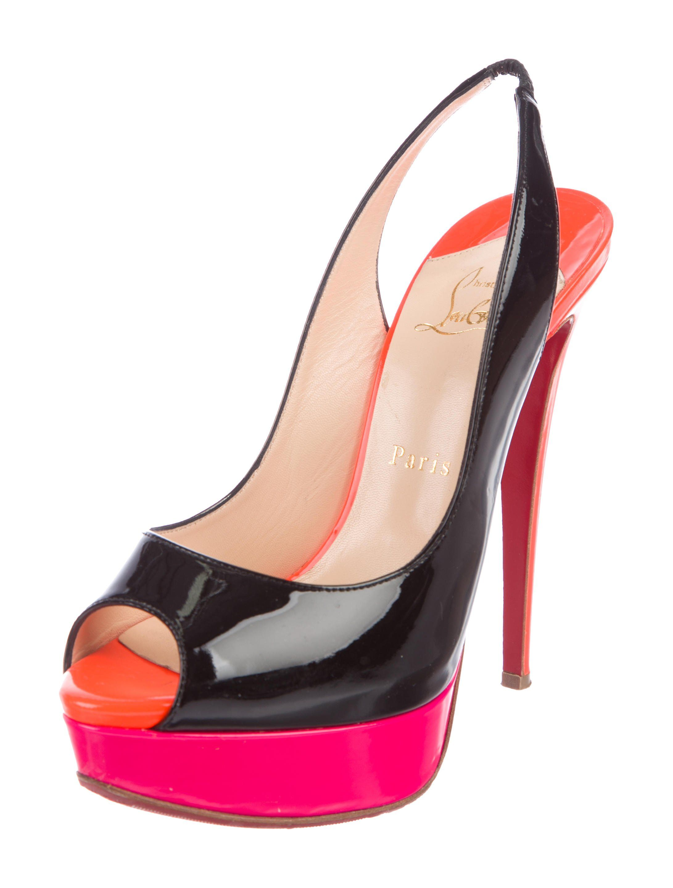 outlet store bb681 127c9 Lady Peep Colorblock Pumps | Women Fashion For Work Casual ...