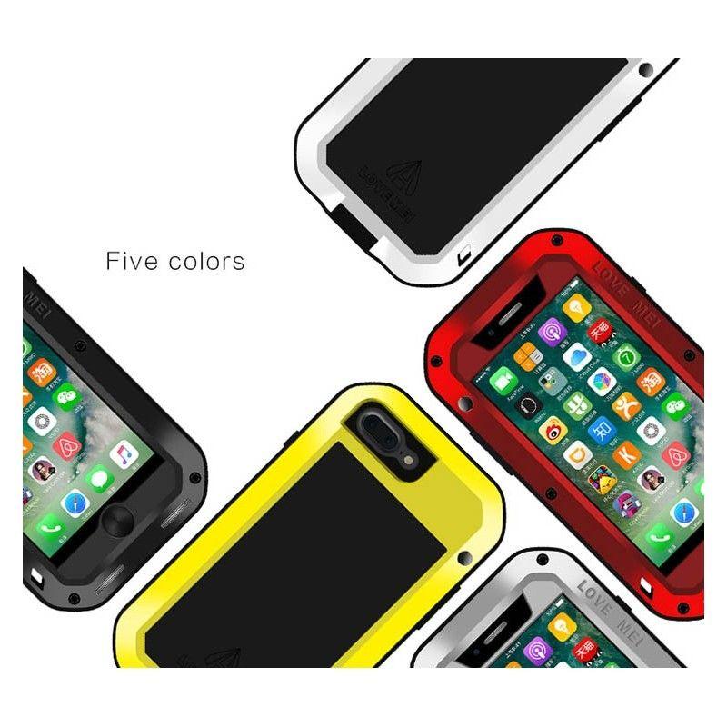 Etui Coque Antichocs LOVE MEI Shockproof Case iPhone 11 11 Pro 11 Pro Max