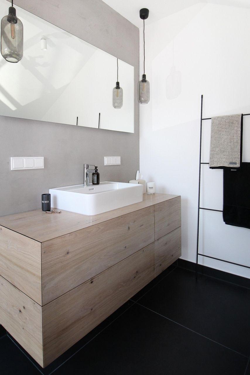 Minimalistisches Badezimmer In 2020 House Bad