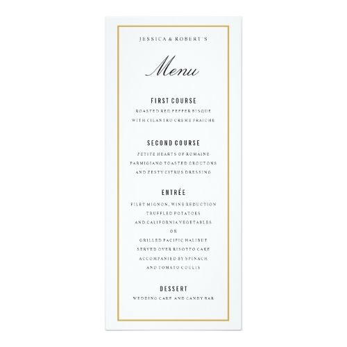 dinner party menu templates free download - 28 images - customize
