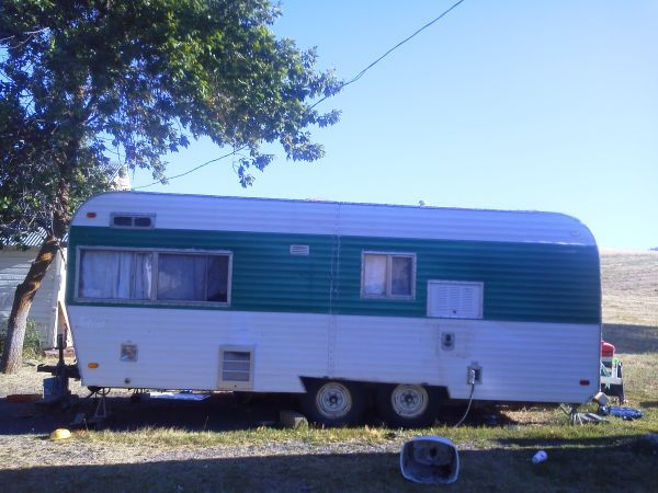 For sale800.00 Moscow Idaho Vintage campers trailers