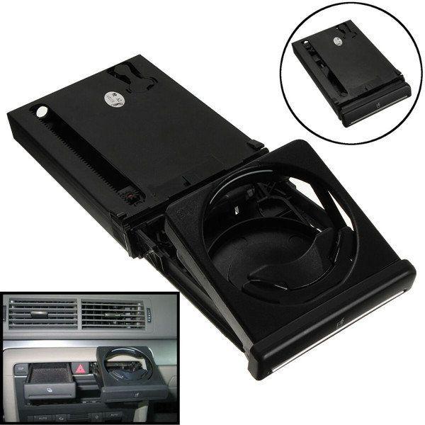Car Dashboard Stretch Cup Holder For Audi A4 B6 B7 8E1 862 534K 02-07