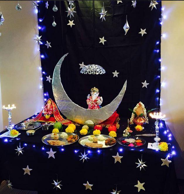 ganpati decoration ideas at home ganesh pooja decoration puja