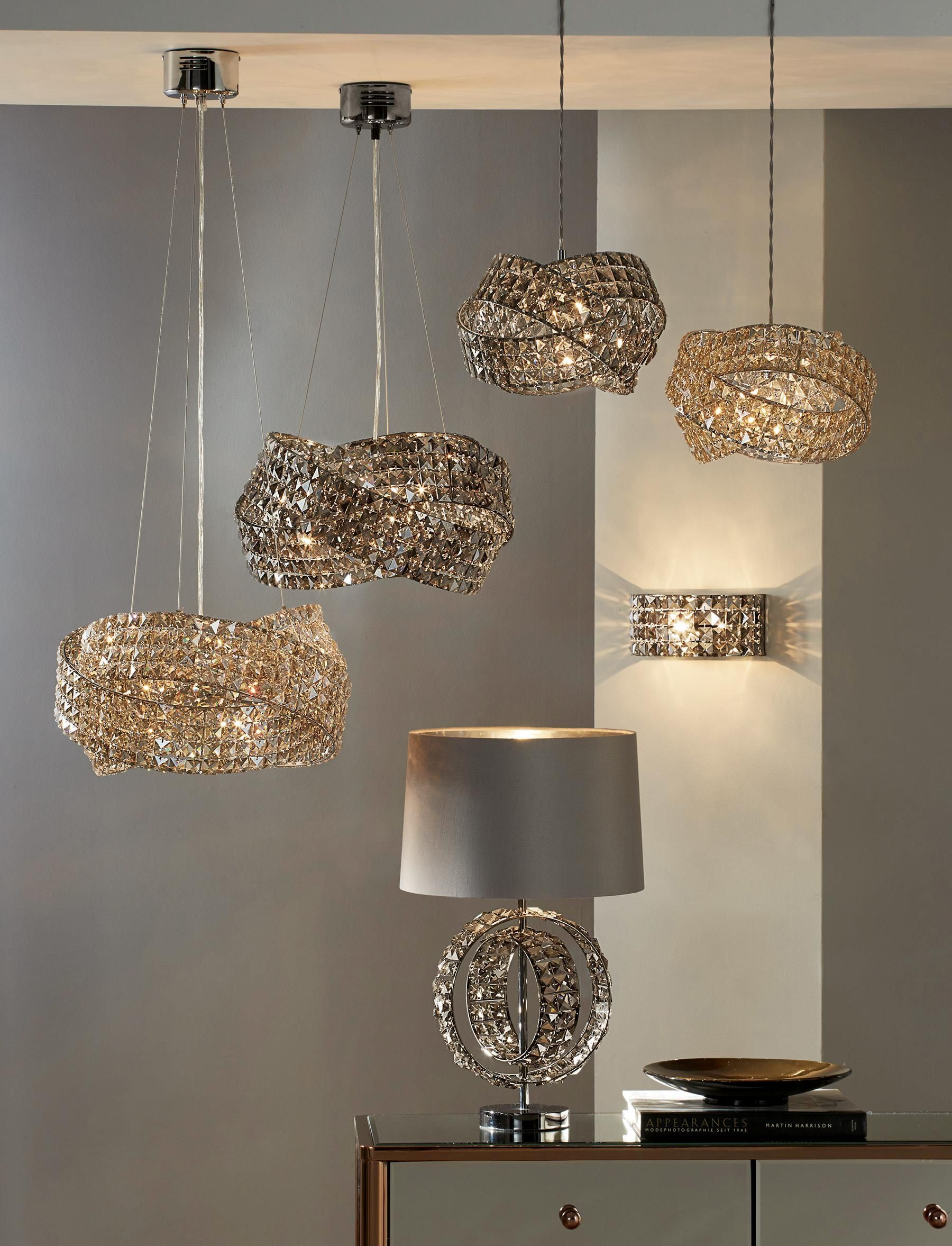 Venetian 5 Light Chandelier From The Next Uk