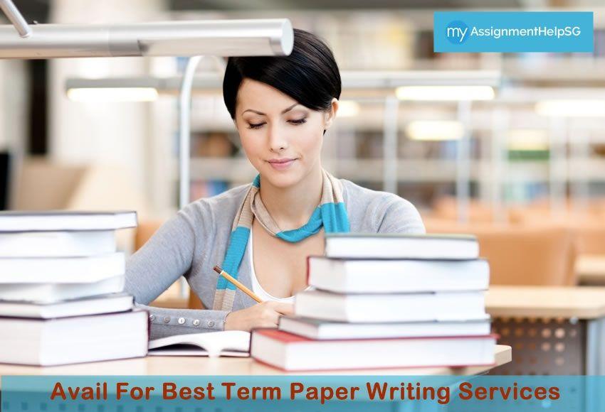 Term paper writer jobs