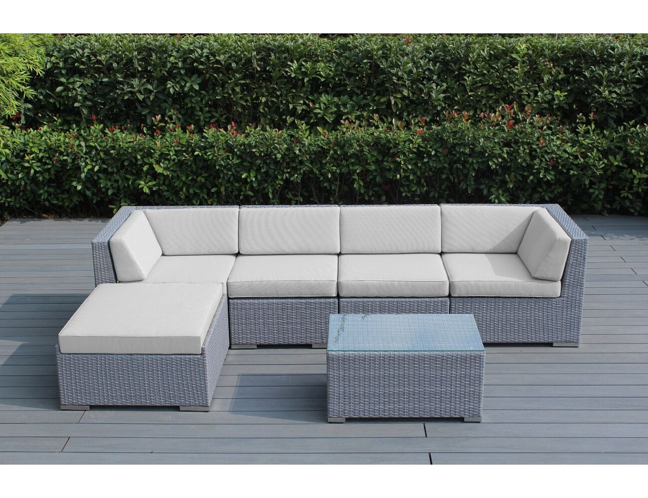 Colorful wicker patio furniture - Find This Pin And More On Gray Wicker Cushion Colors
