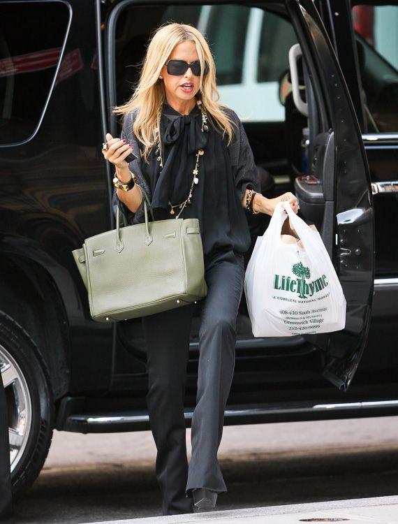 Celebrities And Their Hermes Birkin Bags A Retrospective Page 13 Of 53 Hermes Birkin Hermes Bag Birkin Birkin Bag