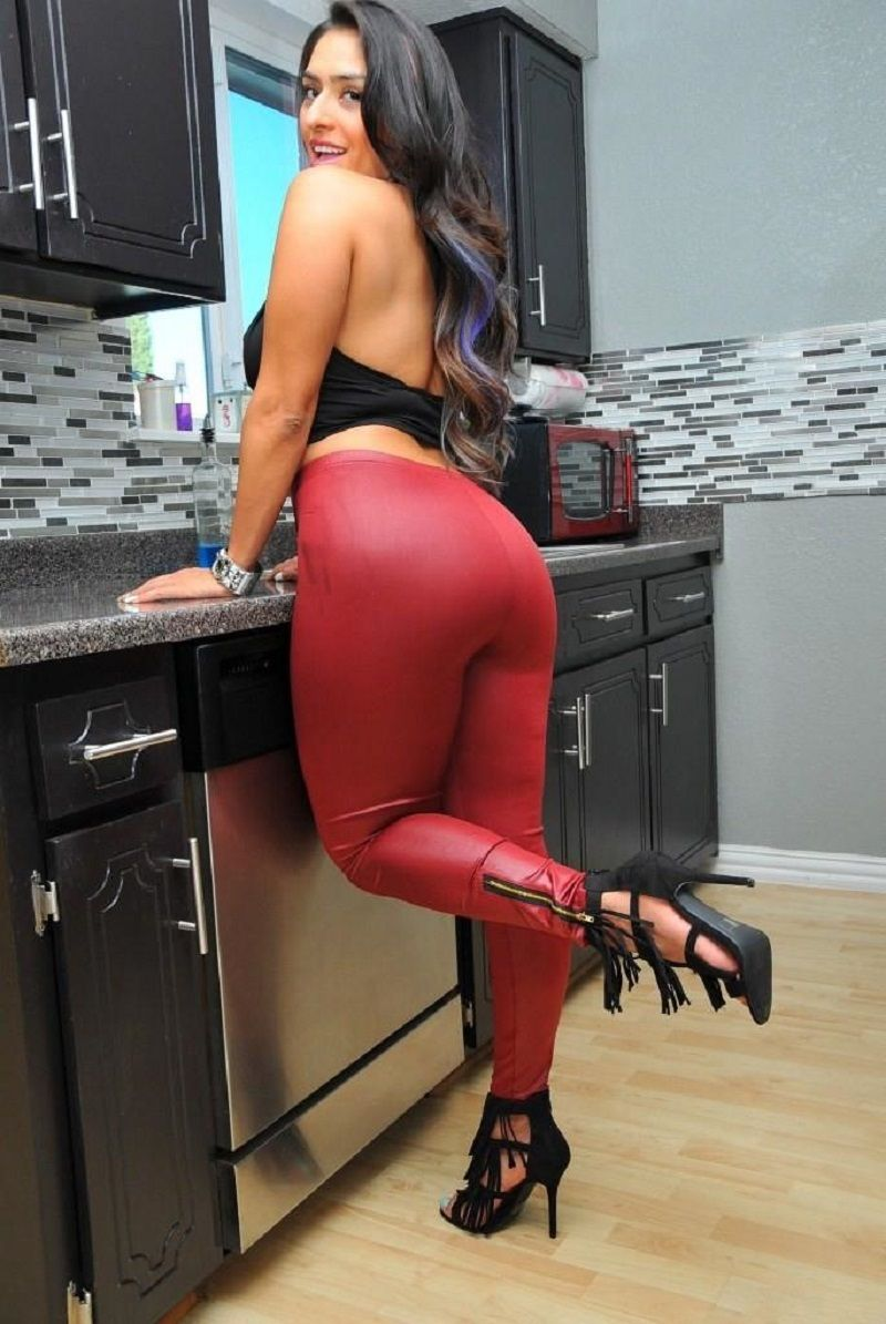 Big booty latina sandra