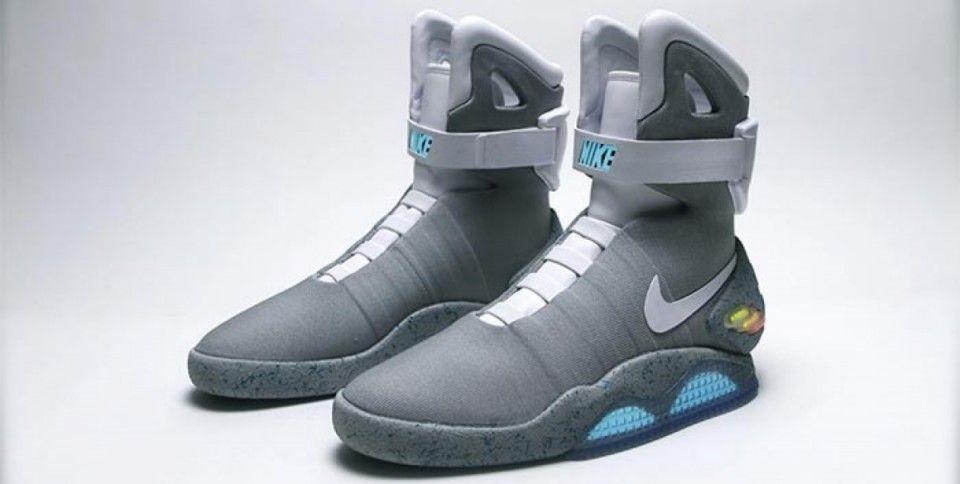 Nike officialise la sortie des baskets autolaçantes de Marty