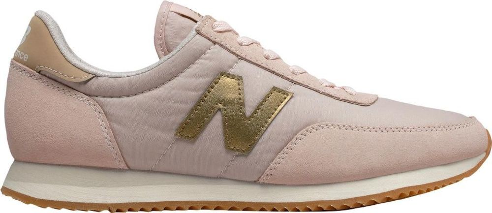 New Balance Sneaker Wl 720 Damen Rosa Altrosa Grosse 37 5 In 2020 Altrosa New Balance Und Leder