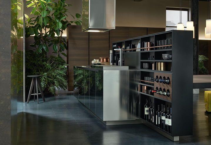 Phoenix, la cucina di design per case dallo stile contemporaneo ...