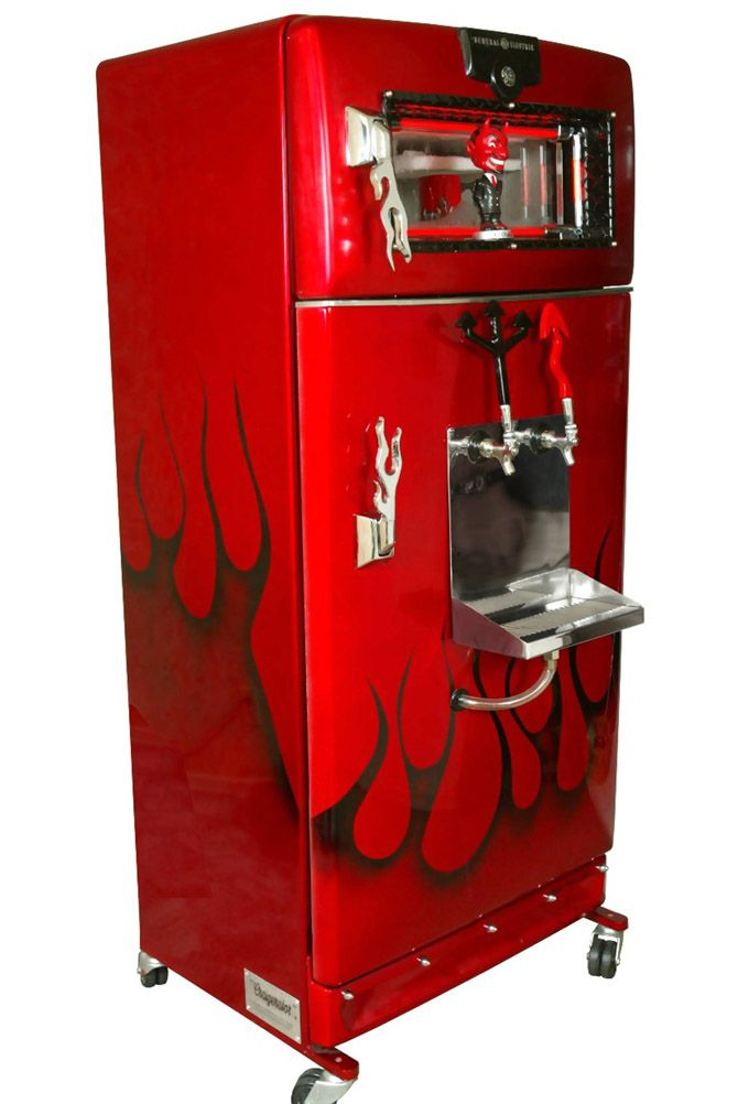 Charming Extreme, Custom And Pimped Out Kegerators Good Ideas