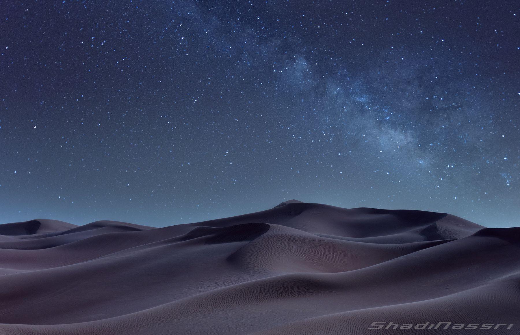 Desert Night Night Shot From Sharjah S Desert Deserts Sharjah Beautiful Sky