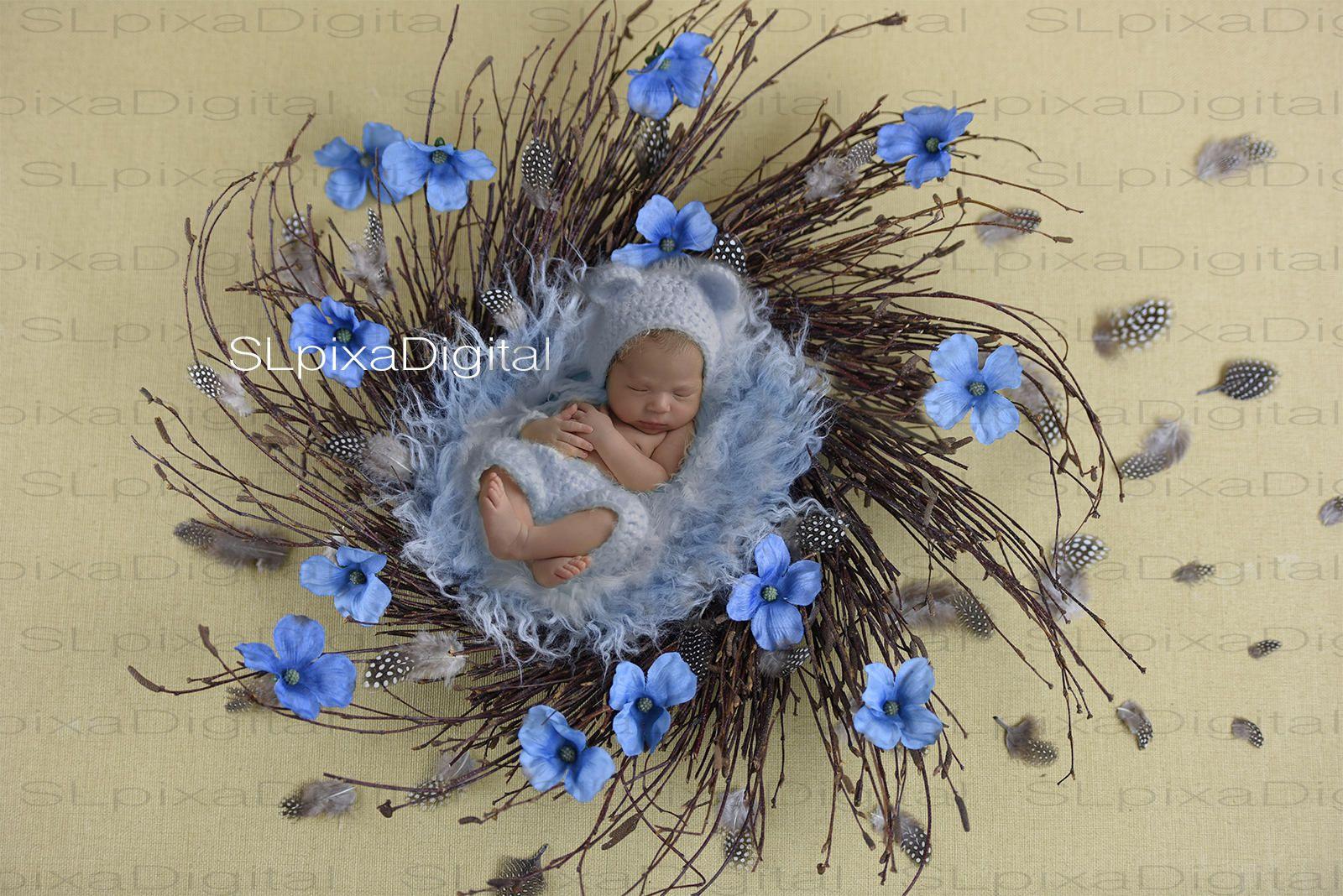 Newborn Digital Backdrop Digital Background Baby Boy Or Girl Etsy Digital Backdrops Digital Background Newborn Backdrop