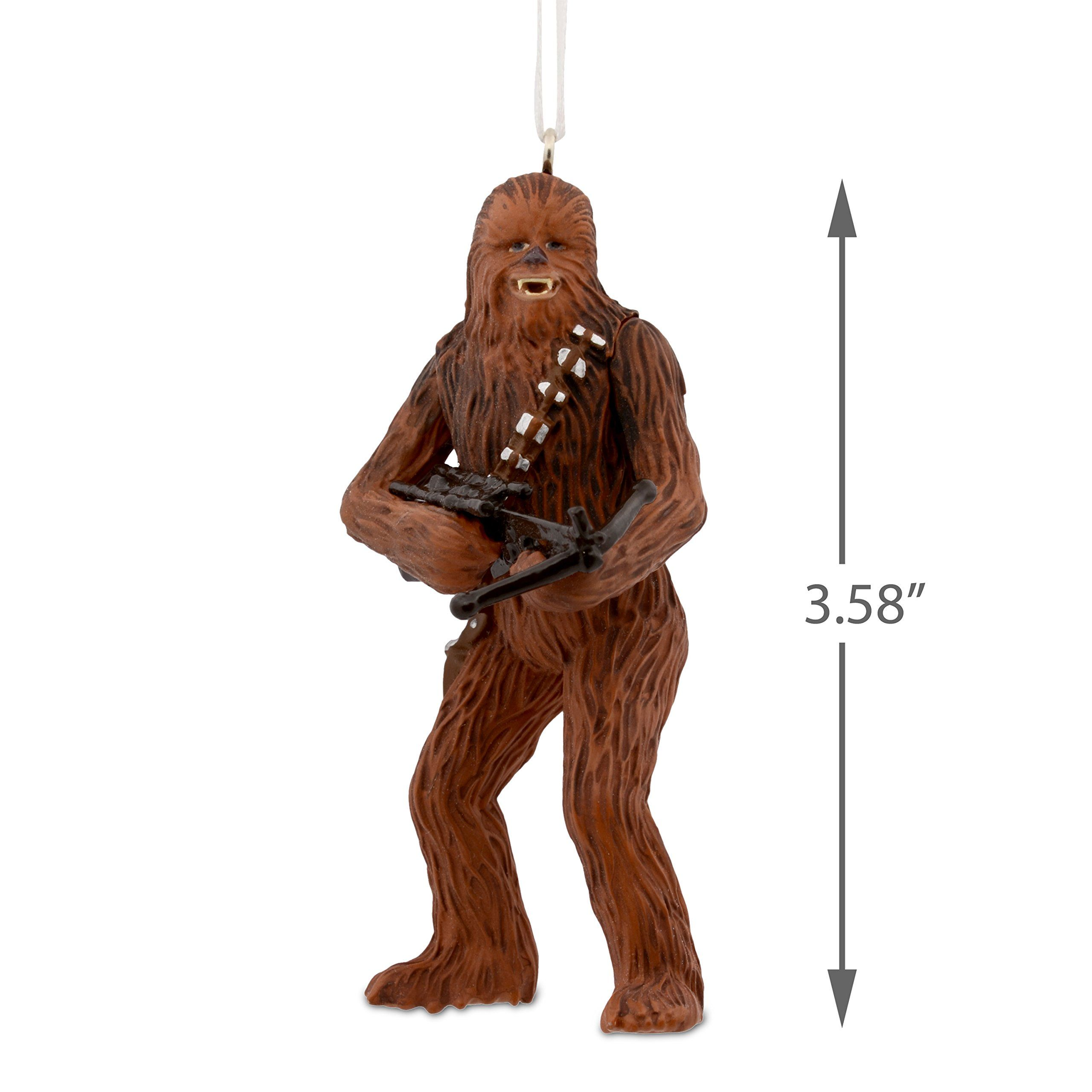 Hallmark Christmas Ornament Star Wars Chewbacca with