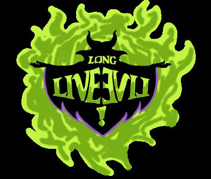 Long Live Evil Mal Descendants By Maryanaluzardo Disney Descendants Movie Disney Descendants Descendants Characters