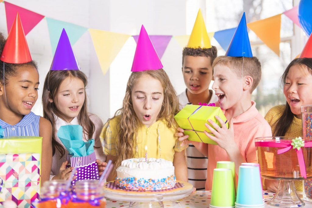 2020 Ultimate Guide to Kids' Birthday Party Places in