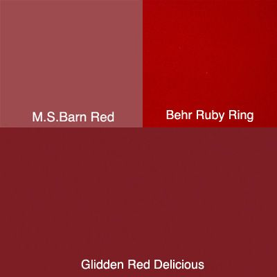 Paint Colors Barn Red Google Search