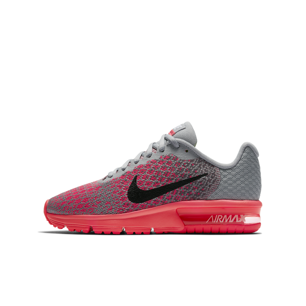 air max sequent blauw