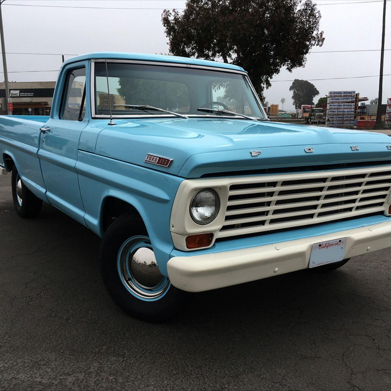 F100 1967 in 2020 New trucks, Truck covers, Classic trucks