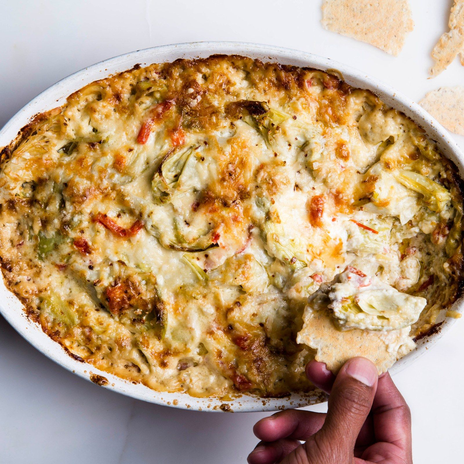 50 Super Bowl Dip Recipes, from Guacamole to Onion Dip