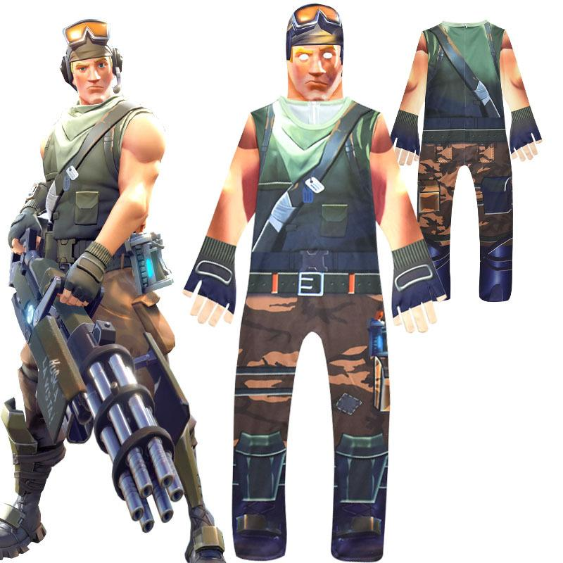 Fortnite Default Skin Jonesy