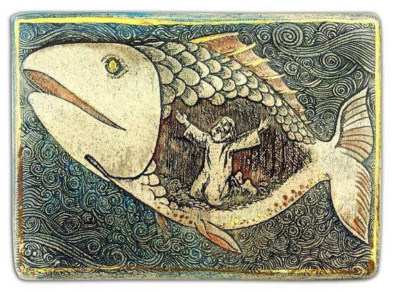 اللهم نجنا من الهم والحزن والضيق كما نجيت عبدك الصالح ونبيك يونس من بطن الحوت Biblical Art Jonah And The Whale Whale Painting