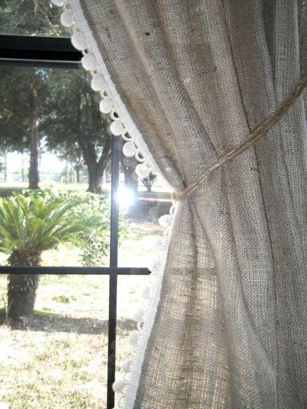 25 moderne Gardinen Ideen für Ihr Zuhause   Window treatment ideas ...