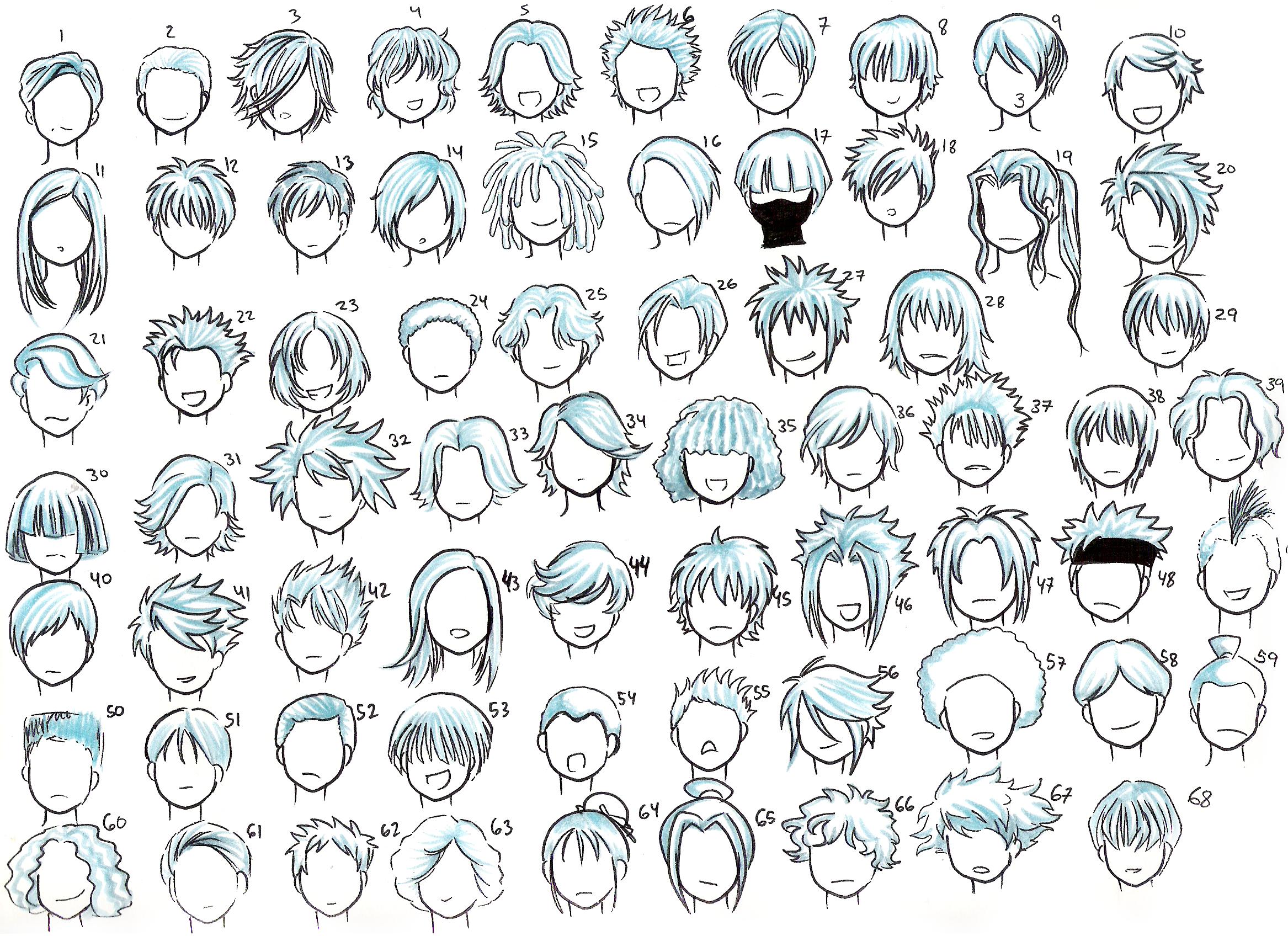 Lovely Devine Darian Ickes On Deviantart Anime Boy Hair Cartoon Hair Cartoon Drawings