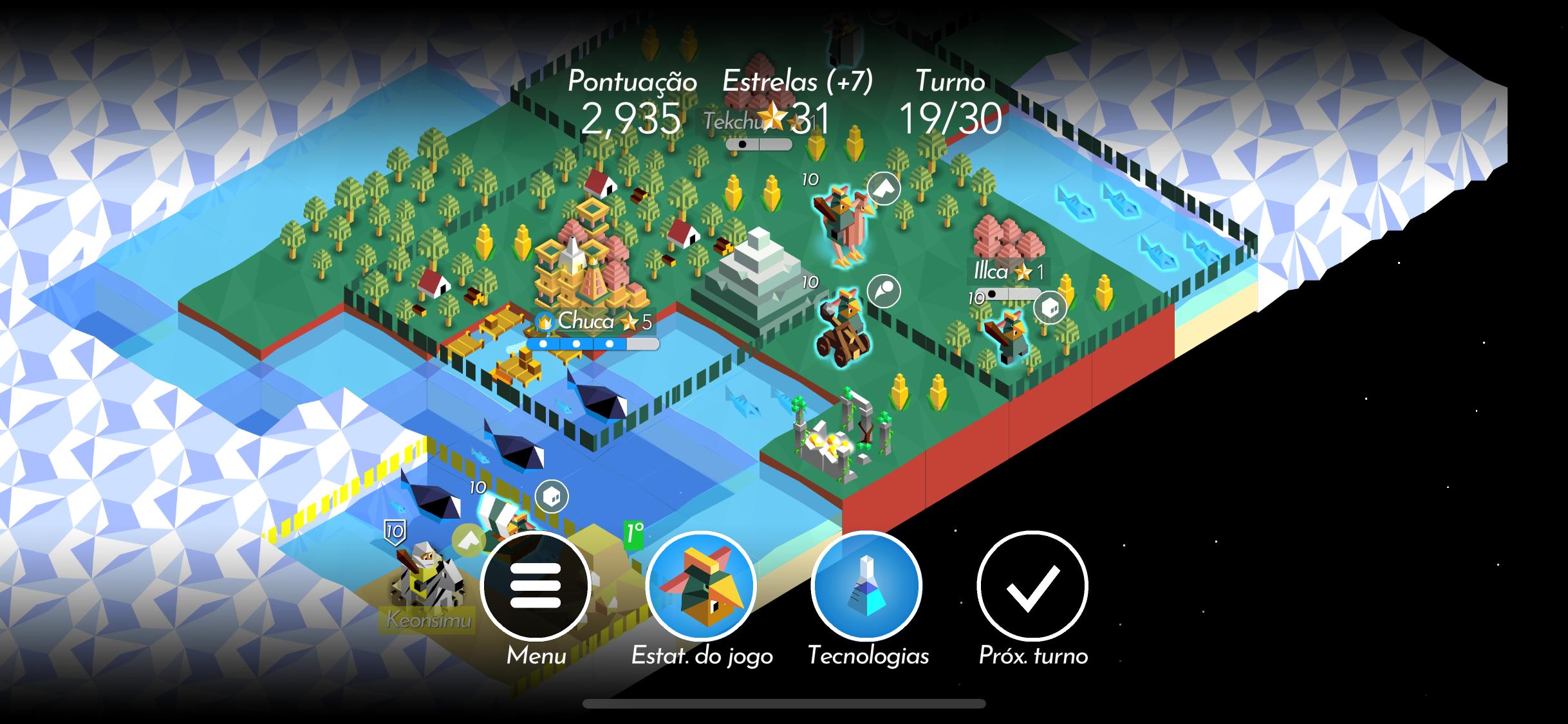 Premiado Jogo De Estrategia The Battle Of Polytopia Chega Ao Brasil Jogos De Estrategia Jogos Mundo Dos Games