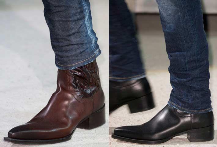 Http Www Piuvivi Com Images Immagini Moda Uomo Scarpe Uomo A I 2015 2016 Dsquared2 Scarpe Stivaletto Uomo Tendenze A I 2015 2016 Dress Shoes Ankle Boot Shoes