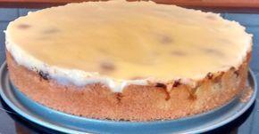 Schneller Rhabarberkuchen Mit Vanillepudding Rezept Rhabarberkuchen Backrezepte Und Kuchen Ohne Backen